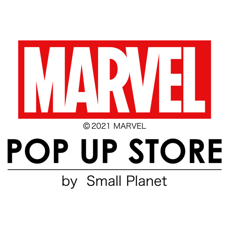 「MARVEL POP UP STORE」